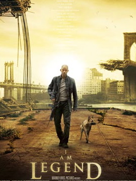 I Am Legend Movie Poster MOVIE CORNER » I ...